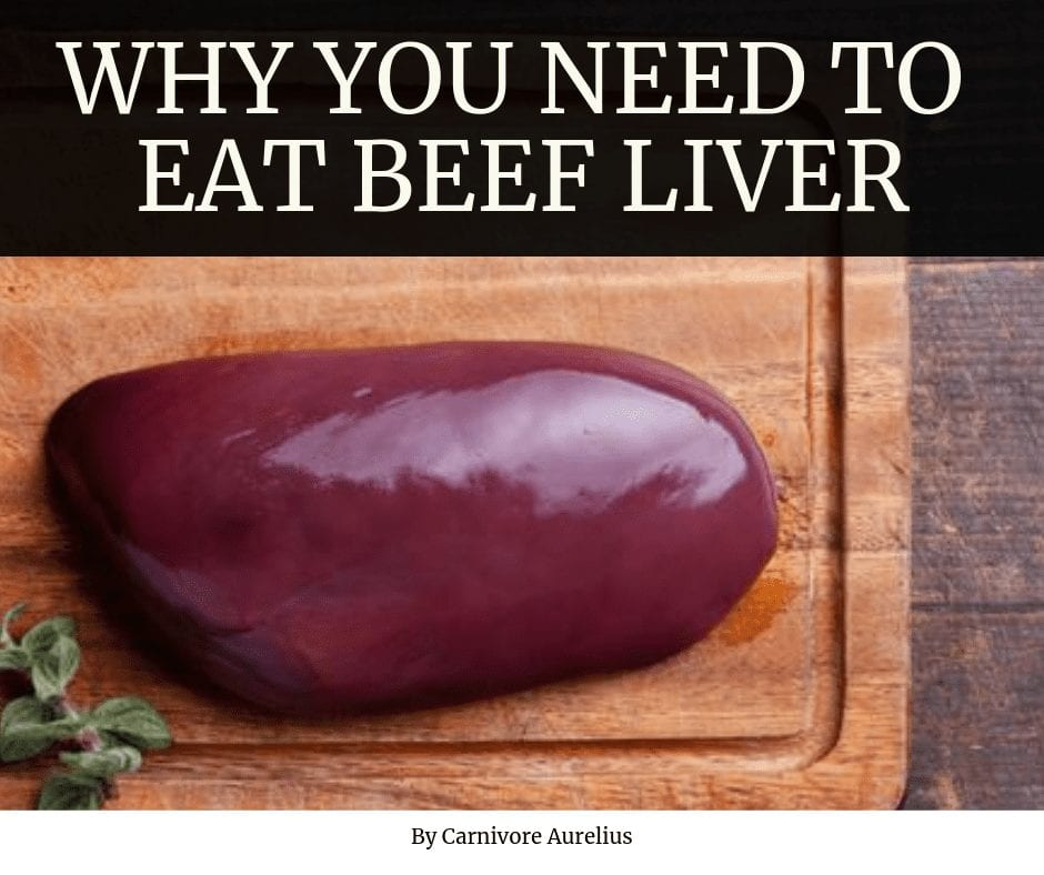 Beef Liver Nutrition